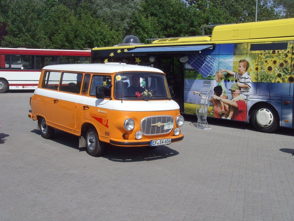 BLOK CAR: Volkswagen Bus T2 und Barkas B1000 Feuerwehr. go back
