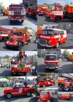 Feuerwehrfahrzeuge/66125/feuerwehrautos-auf-dem-domplatz-erfurt-2542010 Feuerwehrautos auf dem Domplatz, Erfurt 25.4.2010