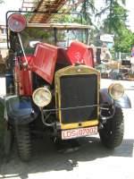 Feuerwehrfahrzeuge/66685/altes-feuerwehrfahrzeug-von-vorn-in-wolterdorf Altes Feuerwehrfahrzeug von vorn (in Wolterdorf 2009)